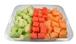Mixed Melon Chunks Image