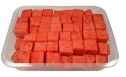 Watermelon Chunks Image