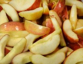 Sliced Sweet Apples Image